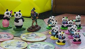 5 kroků jak namalovat panďátka