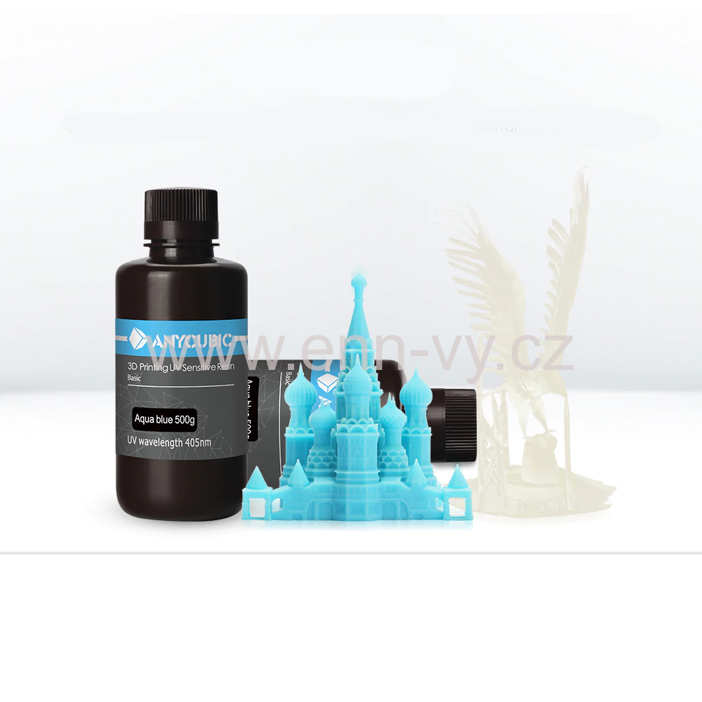 Anycubic UV resin 1L - clear