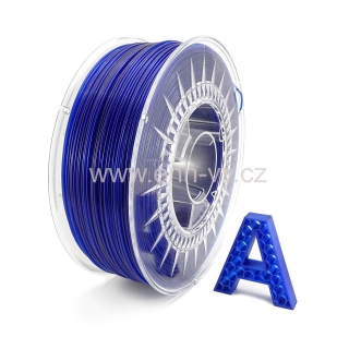Filament Aurapol PETG - ultramarine blue transparent