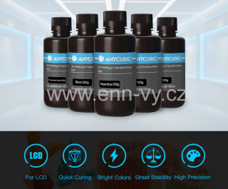 Anycubic UV resin 1L - skin